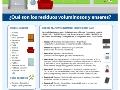 Recogida de enseres y voluminosos
